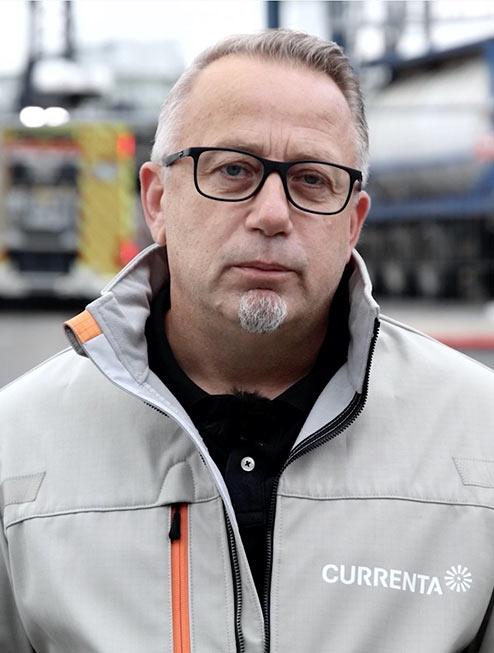 Detlef Rennings, Gesamtbestriebsratsvorsitzender